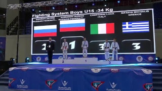 BALKAN OPEN-JJIF WORLD CUP U15 - SENIOR RANKING TOURNAMENT MAT 4 to 7