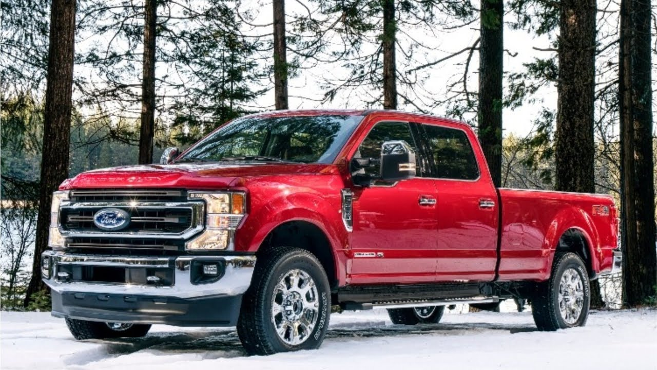 ford super duty   king ranch    liter  youtube