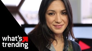 """Michelle Branch Performs """"For Dear Life"""" Live on What's Trending   EXCLUSIVE"""