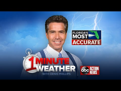 Florida's Most Accurate Forecast with Denis Phillips on Friday, August 18, 2017