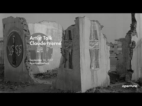 Artist Talk: Claude Iverné: Bilad es Sudan
