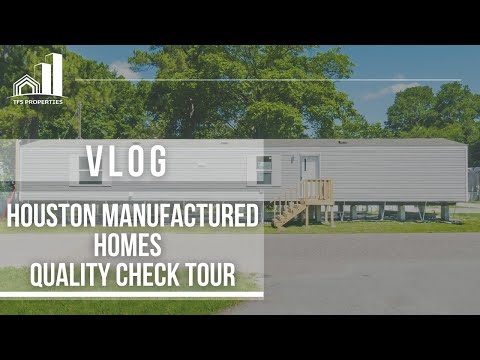 TFS Properties: Manufactured Homes | Houston, TX