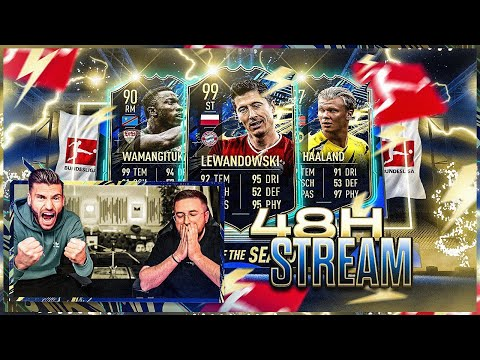 FIFA 21: 48h Stream Bundesliga TOTS Pack Opening ESKALATION  🔥 Teil 5.1 ENDSPURT