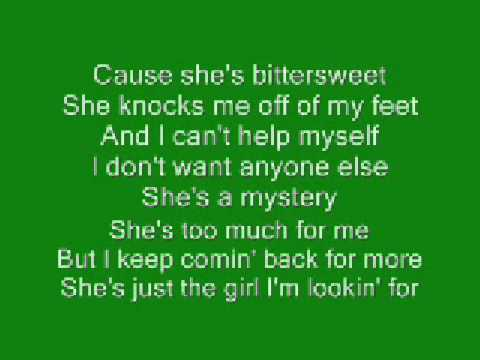 Just the girl by The Click Five with lyrics