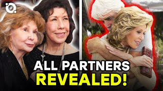Grace and Frankie Cast Real-Life Partners Revealed |⭐OSSA