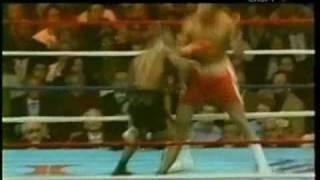 Майк Тайсон - Майкл Джонсон (Mike Tyson vs Michael Johnson) бой-8