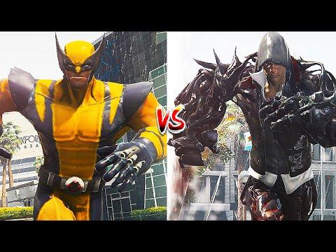 Wolverine VS. Alex Mercer (Prototype)!!!! INSANE Epic Battle!