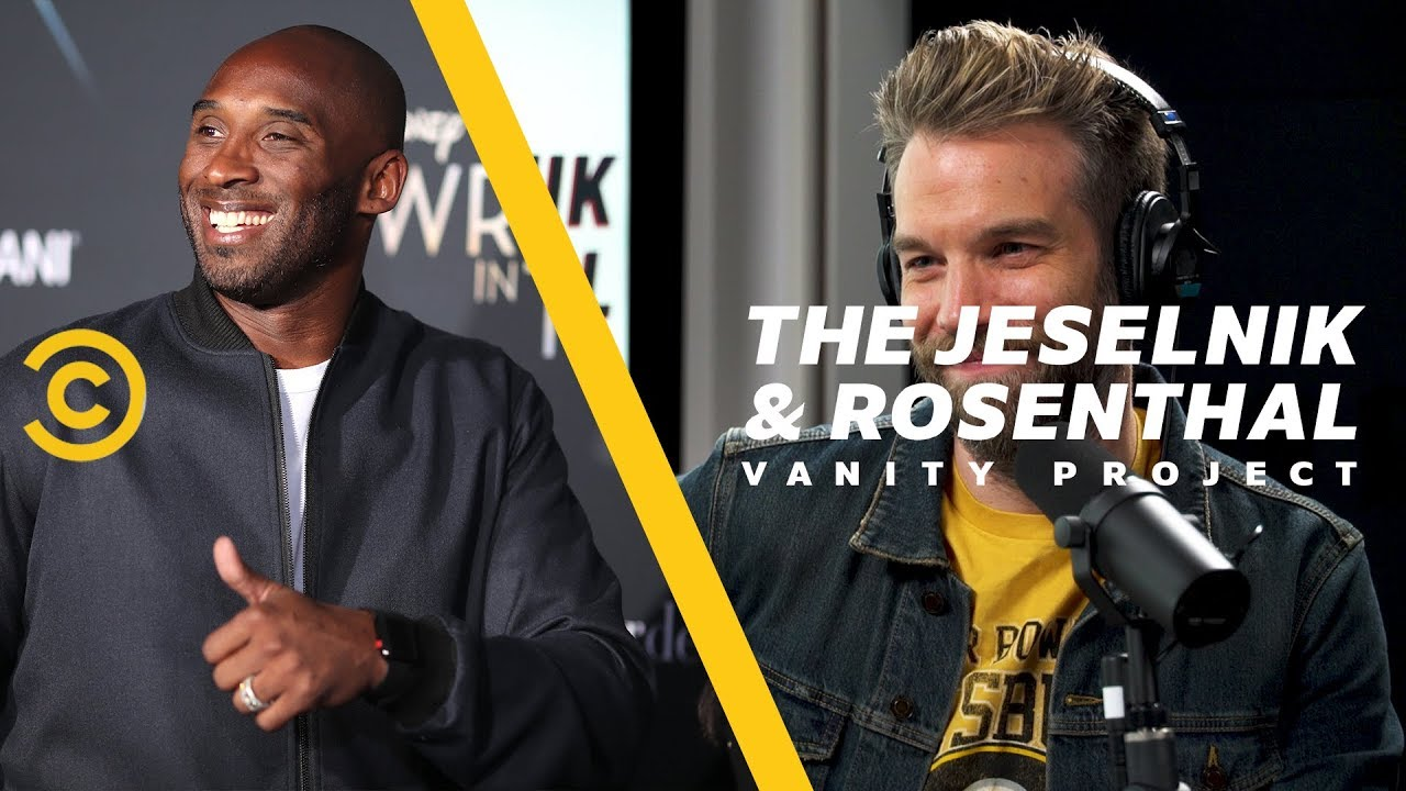 Why Kobe Bryant Has No Friends - The Jeselnik & Rosenthal Vanity Project