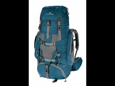 322471b167 Ferrino TRANSALP BackPack - Product Review - YouTube