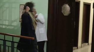 الهمشري يضرب الدكتور عبد الهادي / بروكار