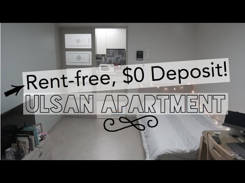 EPIK Korean Apartment Tour (Ulsan)
