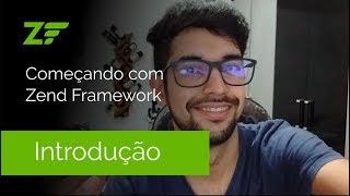 Programando com Zend Framework 3 - Vídeo 1 - introdução