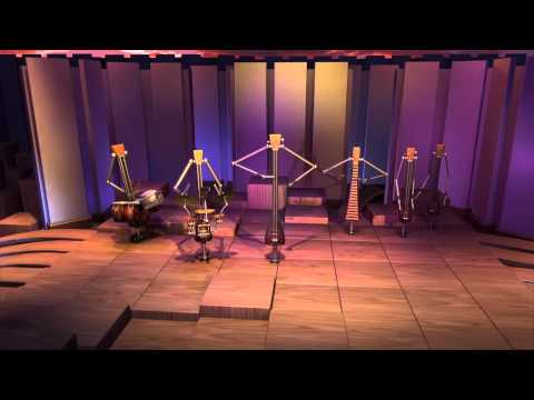 Animusic - Pogo Sticks [HD]