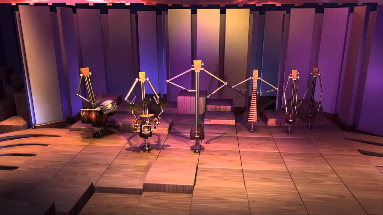 Animusic - Pogo Sticks [HD] - YouTube
