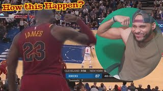 WATCH THIS QUICK......Comeback! Cleveland Cavaliers vs New York Knicks Full Game Highlights REACTION