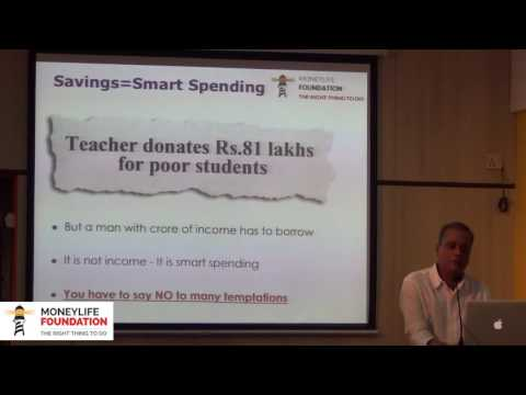 Financial Literacy Session for Students from Magic Bus & Bombay Community Public Trust -part 2