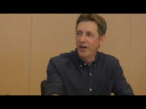 SDCC 2017:  The Flash  Todd Helbing Executive Producer