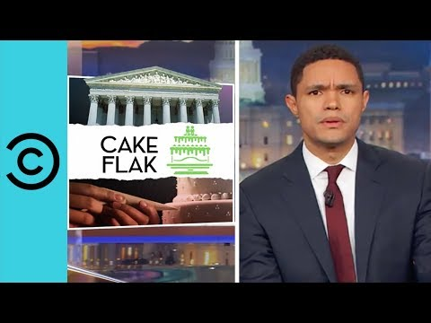 Download Youtube: The Gay Wedding Cake Debate | The Daily Show