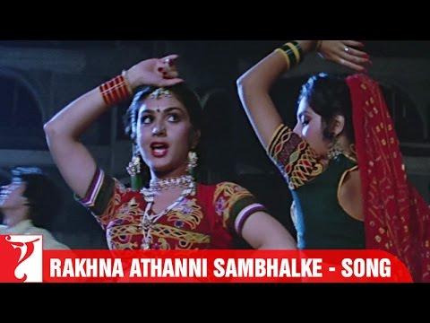 Rakhna Athanni Sambhalke - Full Song | Vijay | Anil Kapoor | Meenakshi Seshadri
