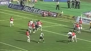 Крылья Советов (Самара, Россия) - СПАРТАК 4:2, Чемпионат России - 2004