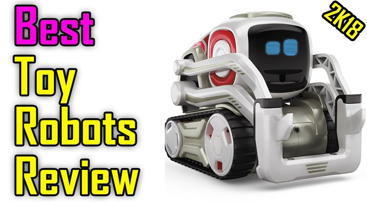 The Best Toy Robot Review In 2019