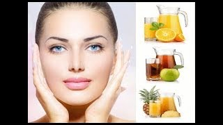 Best Homemade Drinks for Beautiful Skin - Beauty Tips