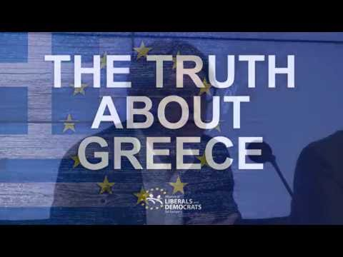 The Truth about Greece: Press conference by Guy Verhofstadt, ALDE group leader
