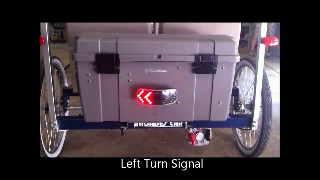 Rhoades Car Wireless Turn Signals Now Available