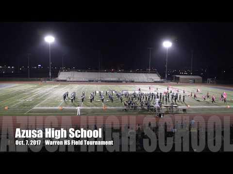 Azusa High School @ Warren HS Field Tournament 2017