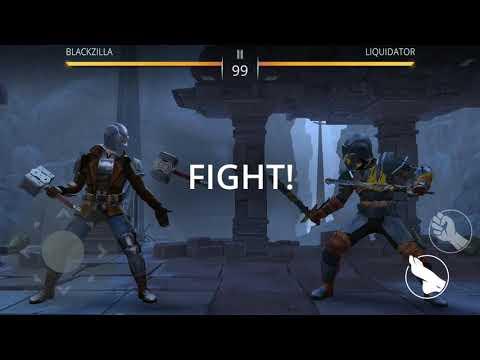Shadow Fight 3 how to beat LIQUIDATOR Act II