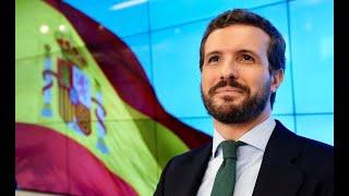 Pablo Casado interviene en la Junta Directiva Nacional