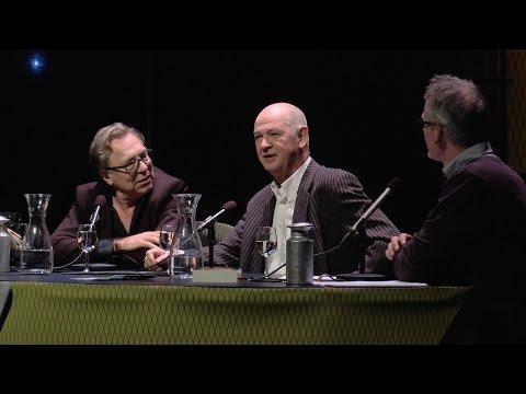 Jan Marijnissen, Jan Mulder en Wouke van Scherrenburg in ZOUT