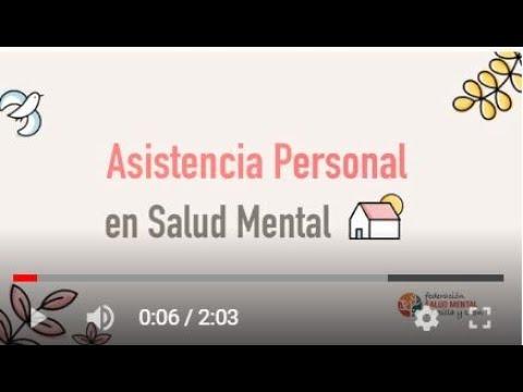 Asistencia Personal en Salud Mental