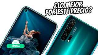 Honor 20 | Review de cámara