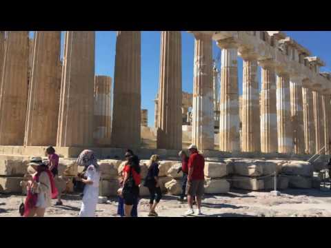 No Destinations - Athens, Greece