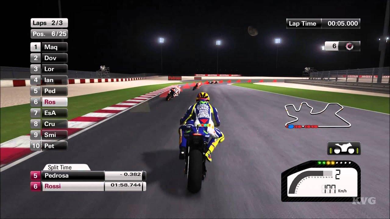 MotoGP 15 - Losail International Circuit | Qatar Gameplay (PC HD) [1080p] - YouTube