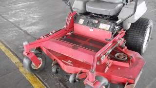 Riding Zero Turn Mower Zt Max Serial X12 559 Yazoo Kees Model Zkh61252