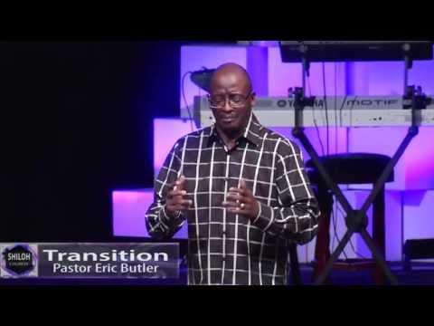 Transition-Pastor Eric Butler