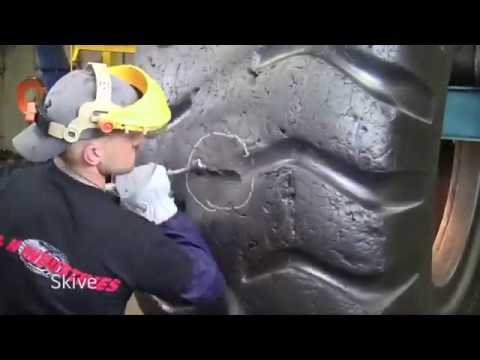 Big Tractor Tire Repair