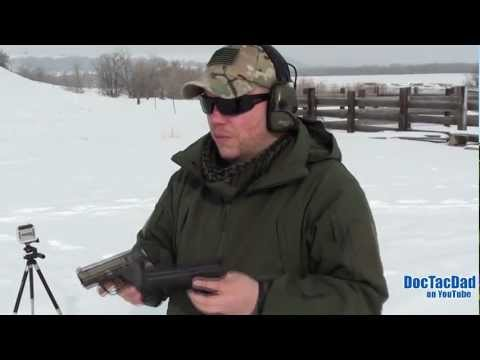 Glock 26 vs M&P Shield 9mm