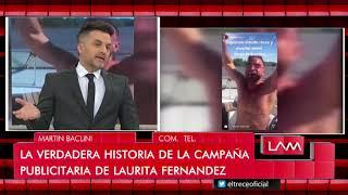 Martín Baclini se suma a Bailando 2018, el novio de Cinthia Fernández se confiesa
