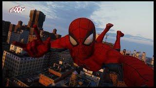 Marvel's Spider Man - Final Fight (Cut Scene)