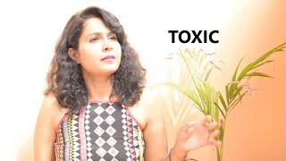 TOXIC   Badshah   Payal Dev   Cover by Raj Nandni