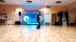 Next To You Line Dance Demo by Will Craig @ Spring Fling 2015