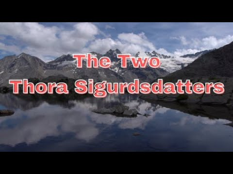 The Two Thora Sigurdsdatters