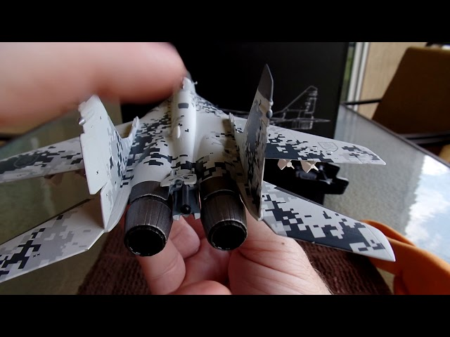 JC Wings Slovac Air Force MiG-29 in 1/72 scale