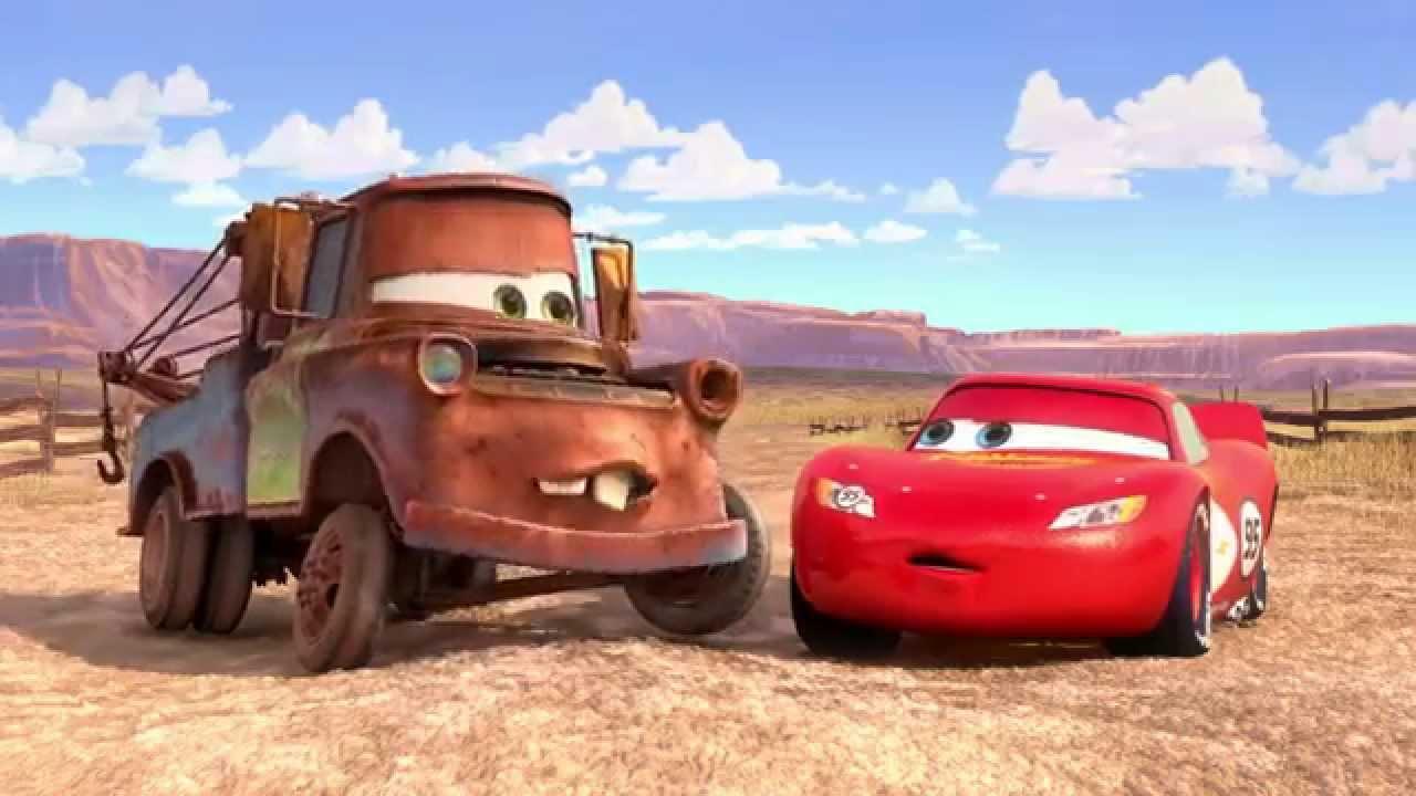 Cars Toon Mater's Tall Tales 2010 720p arabic El Materdor باللهجة المصرية