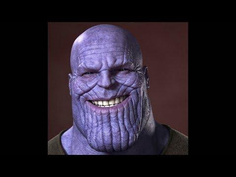How old is Thanos (HELLO MY BABY, HELLO MY HONEY)