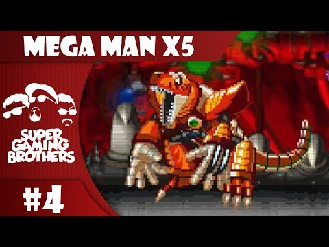 SGB Play: Mega Man X5 - Part 4   What's Perspective in the X Series?