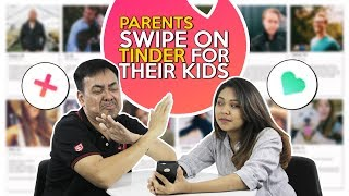 Malaysian Parents Swipe on Tinder For Their Kids II